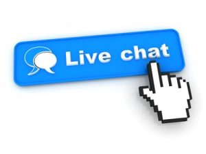 How can I benefit from live chat for landscapers?