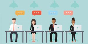 what is business live chat?
