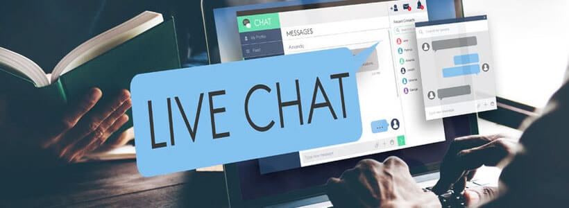 Where is a good outsourced live chat service?