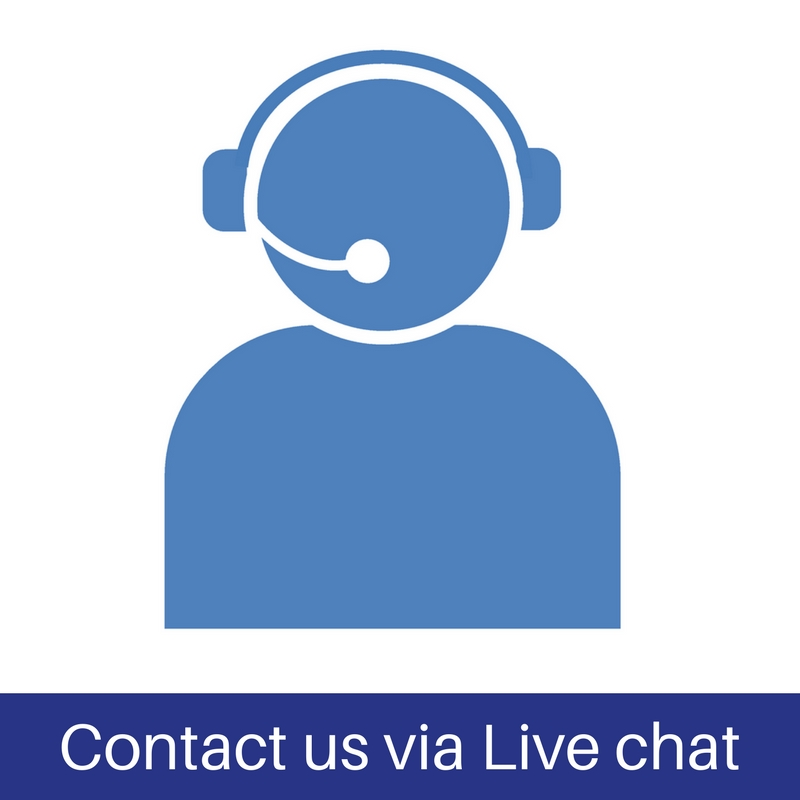 who can help me with managed live chat services?